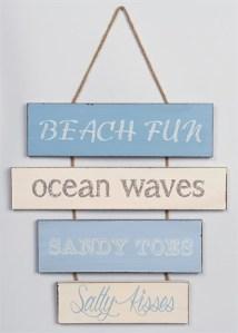 Beach Sign £6