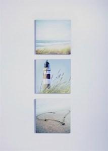 Set of 3 Canvas Prints £8